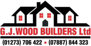 G J Wood Builders Ltd Logo
